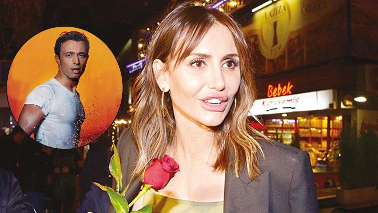 Emina Jahovic, Mustafa Sandal'ı dilinden düşürmüyor!