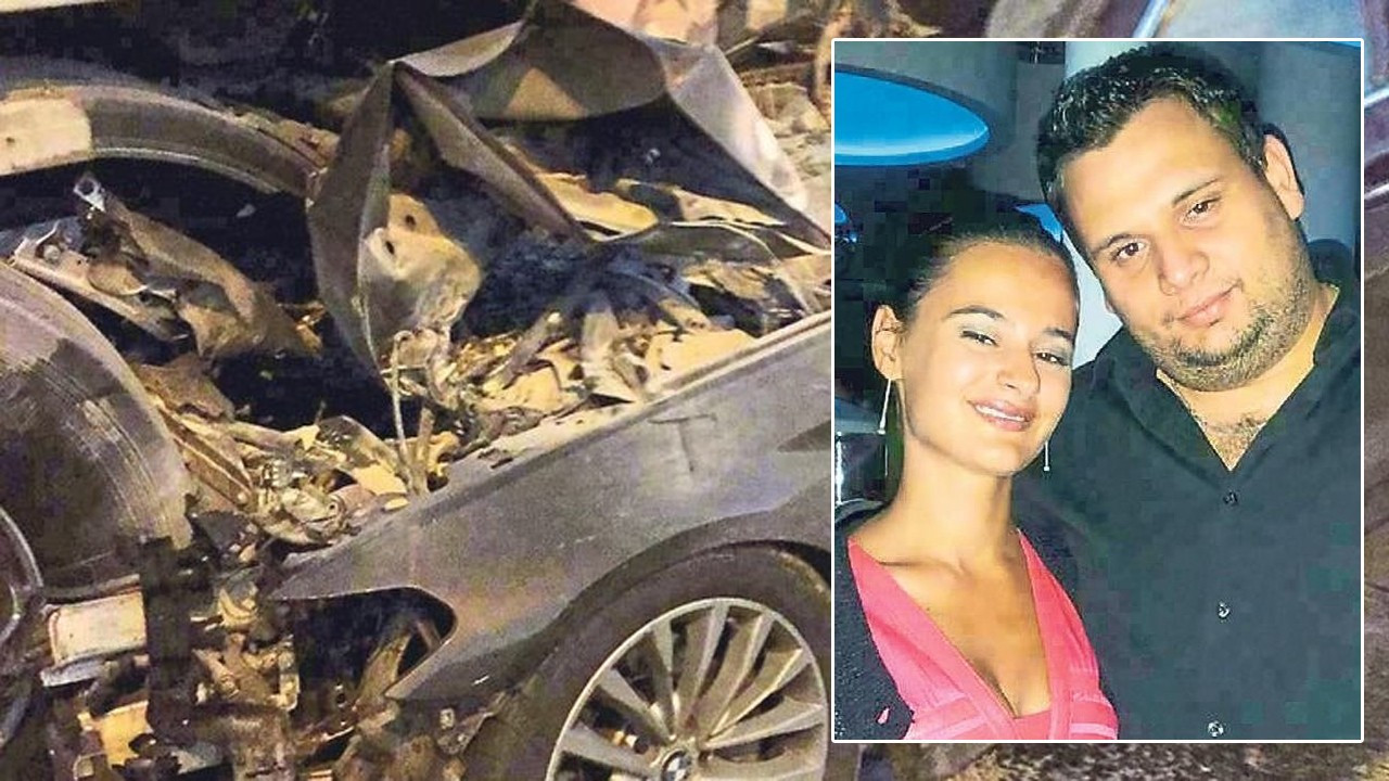 İzmir'de yürek burkan trafik kazası