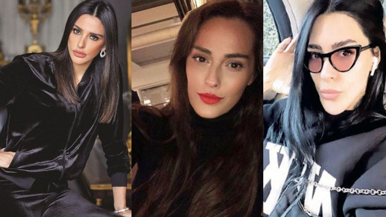 Üç ünlü kadın üçüz gibi oldu!