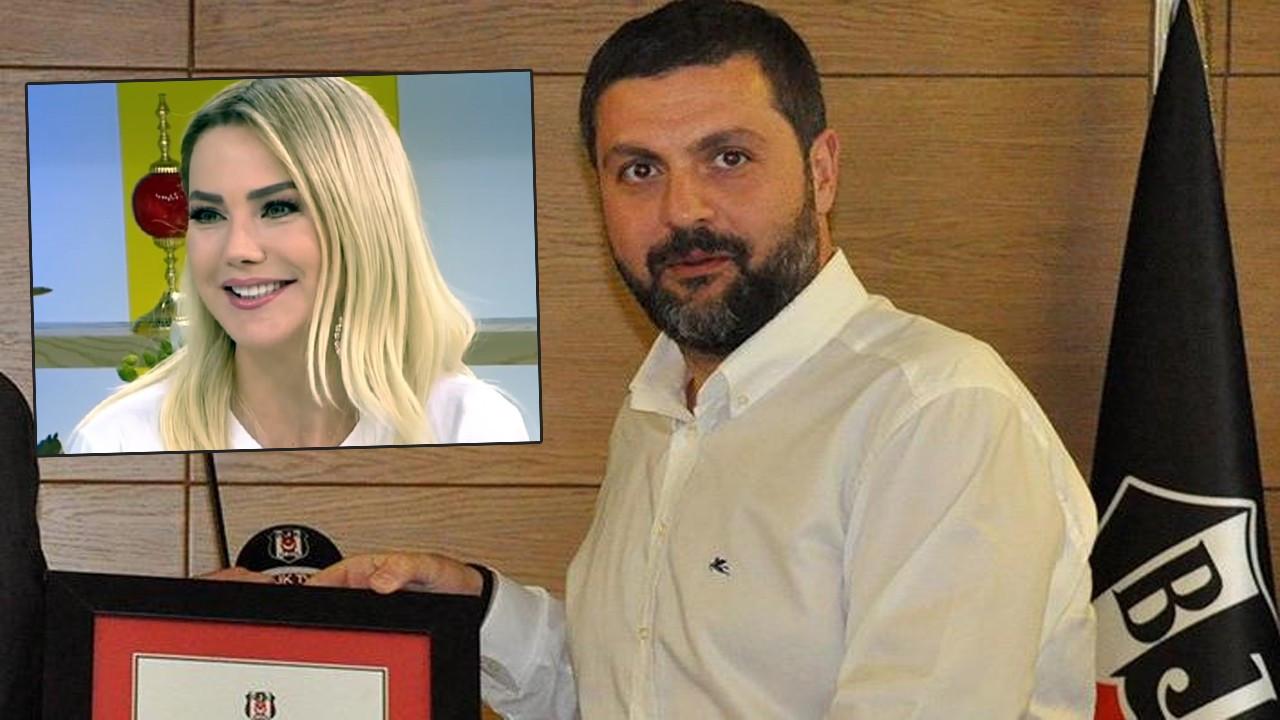 Ece Erken Şafak Mahmutyazıcıoğlu'ndan ayrıldığını açıkladı