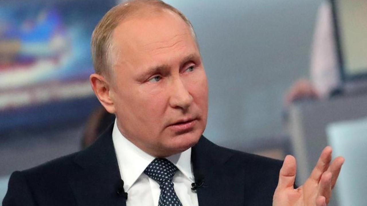 Rusya lideri Putin'den cinsiyet değiştirme tepkisi