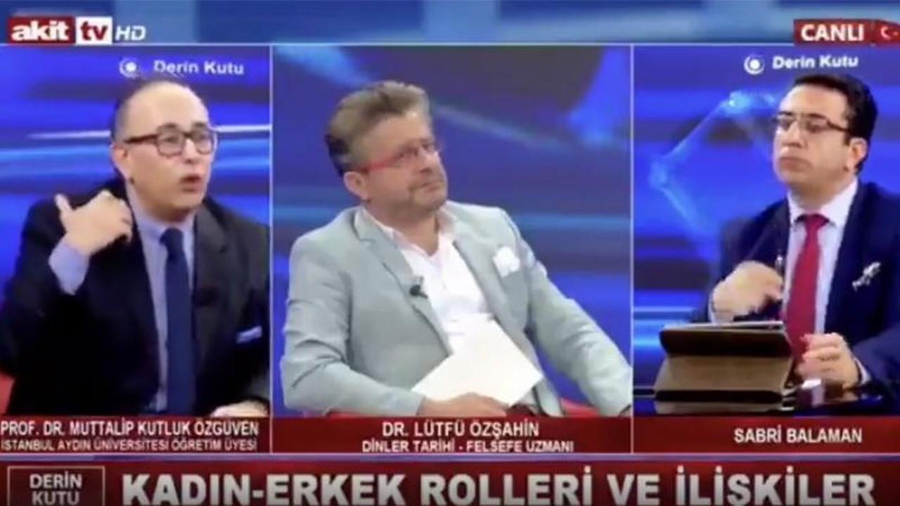 Akit TV'de 12-17 yaş kız çocukları için skandal ifadeler!