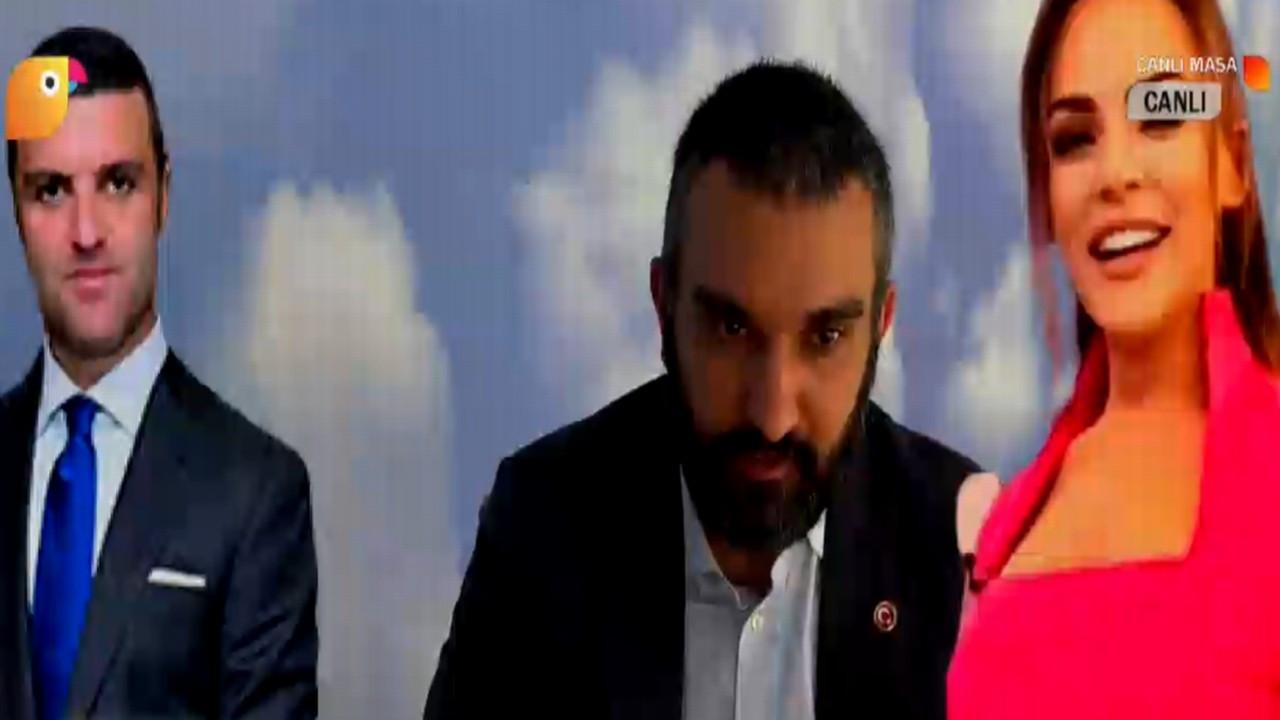 Murat Sarıgül amcaoğlu Emir Sarıgül'ü bombaladı