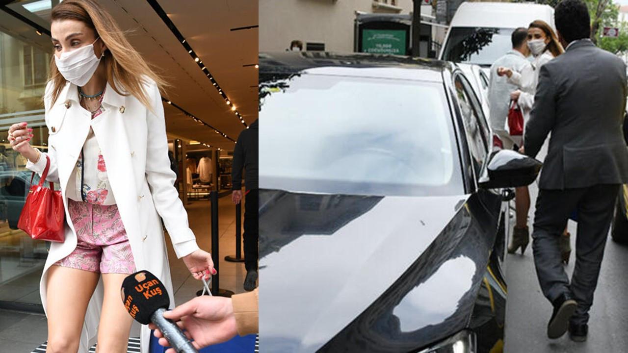 Özge Ulusoy'a sevgilisinden özel şoförlü araç tahsisi