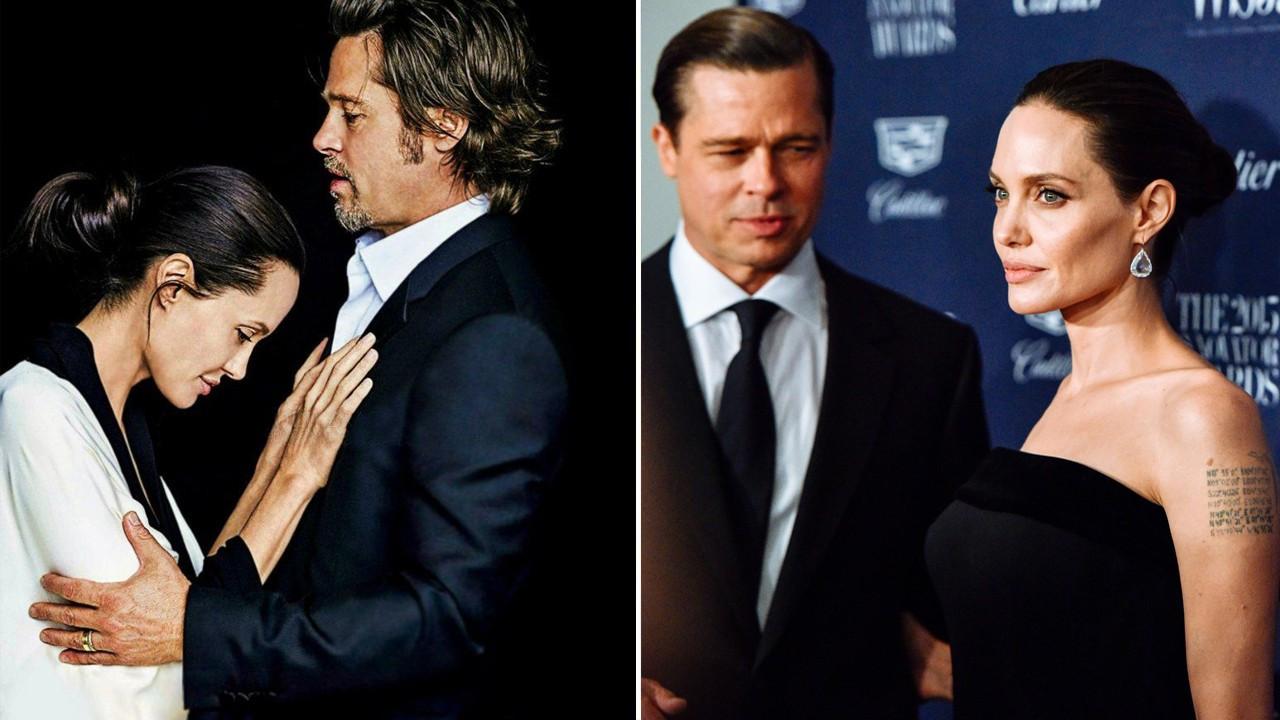 Şiddet iddiası Brad Pitt'in kalbini kırdı