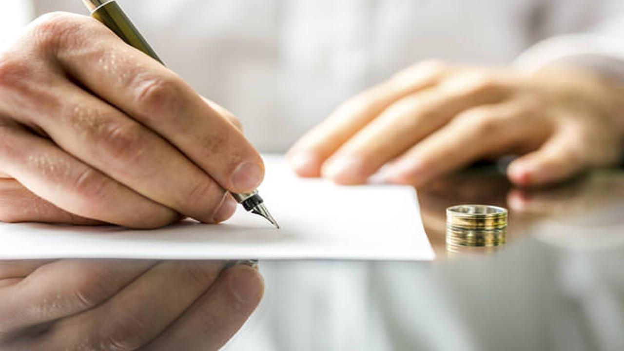 Çanta iadeli boşanma protokolü