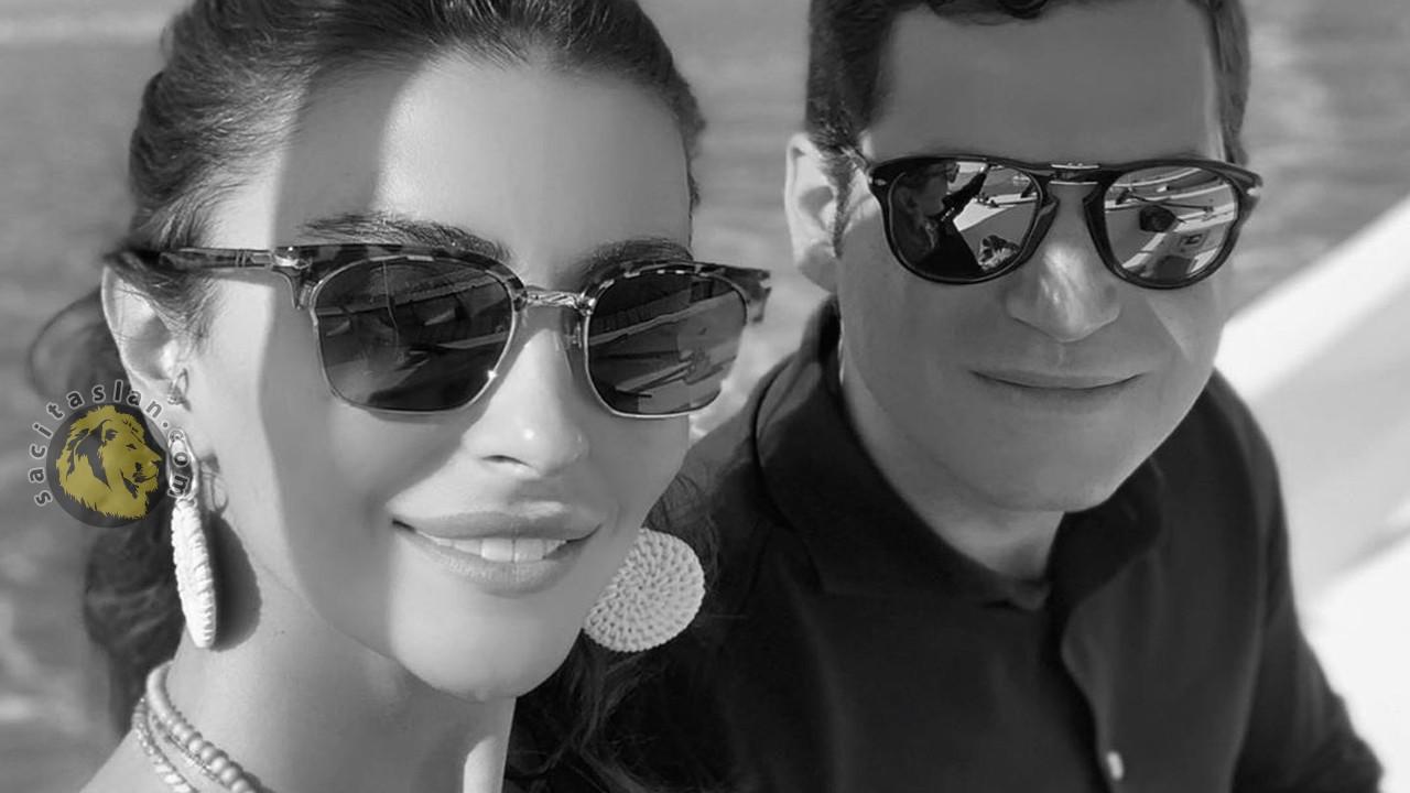 Özge Ulusoy'dan sevgilisine romantik kutlama