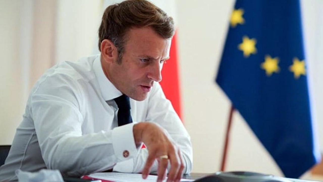 Emekli askerlerden Macron'a 'müdahale' sinyali