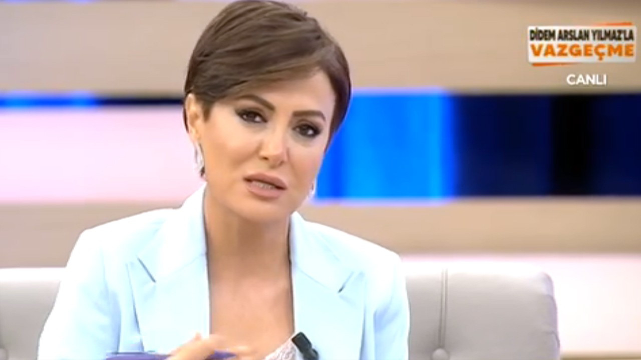 Didem Arslan Yılmaz Kürtçe konuşan kadını yayından aldı