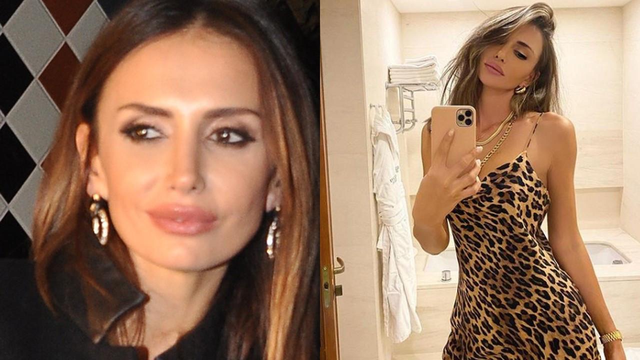 Emina Jahovic'ten dolgu iddiasına yanıt!