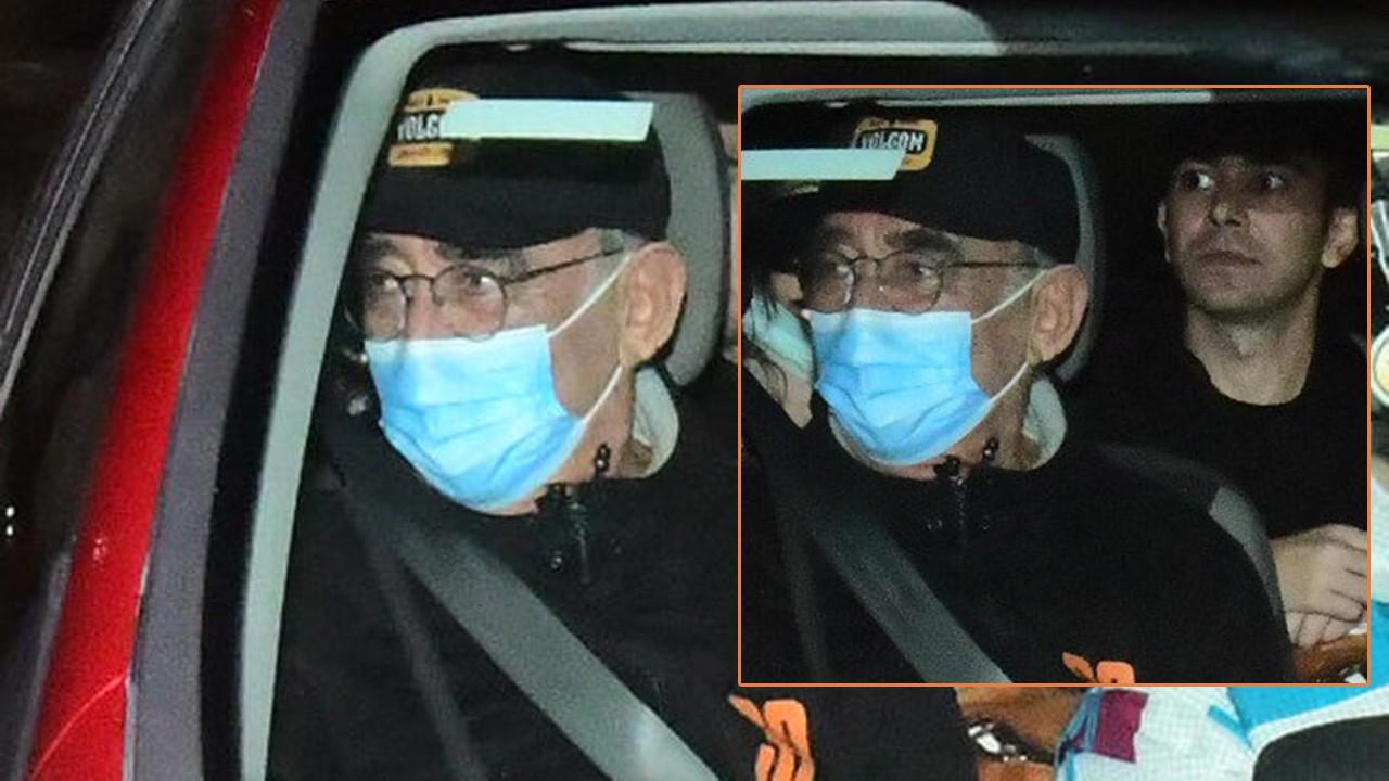 Şener Şen trafikte sobelendi