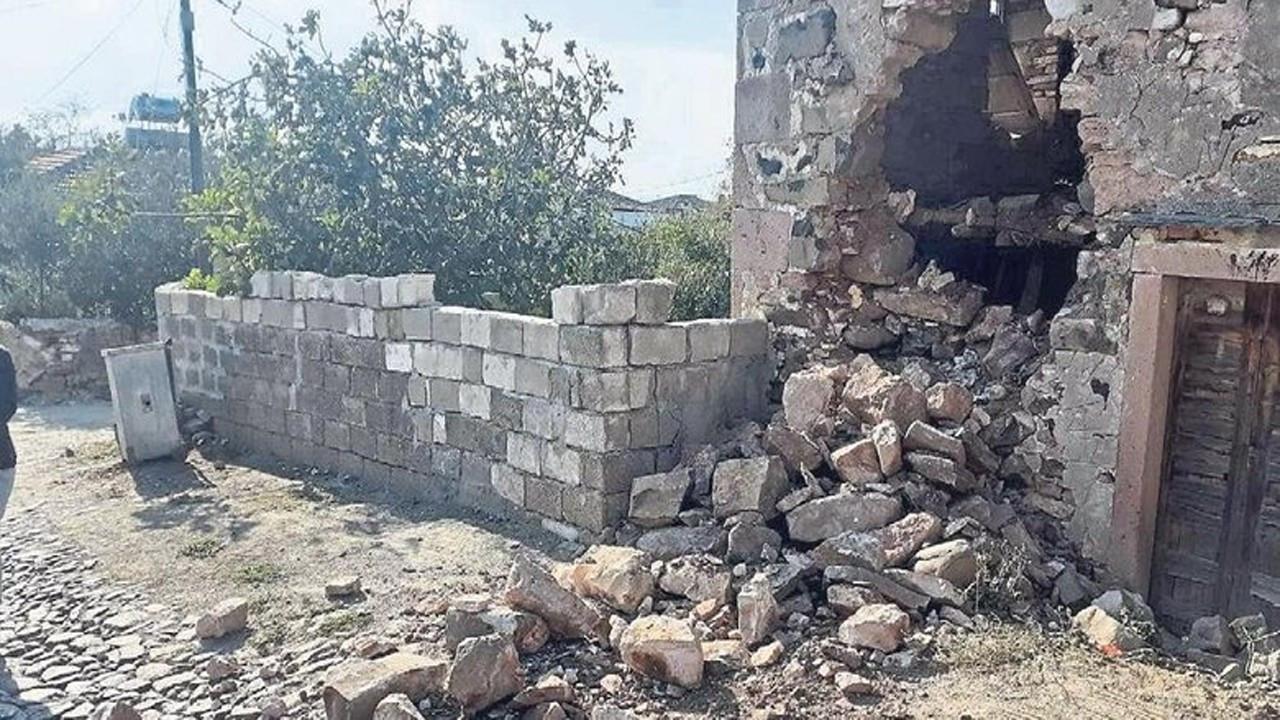 İzmir depremi Balıkesir'de de şiddetli hissedildi