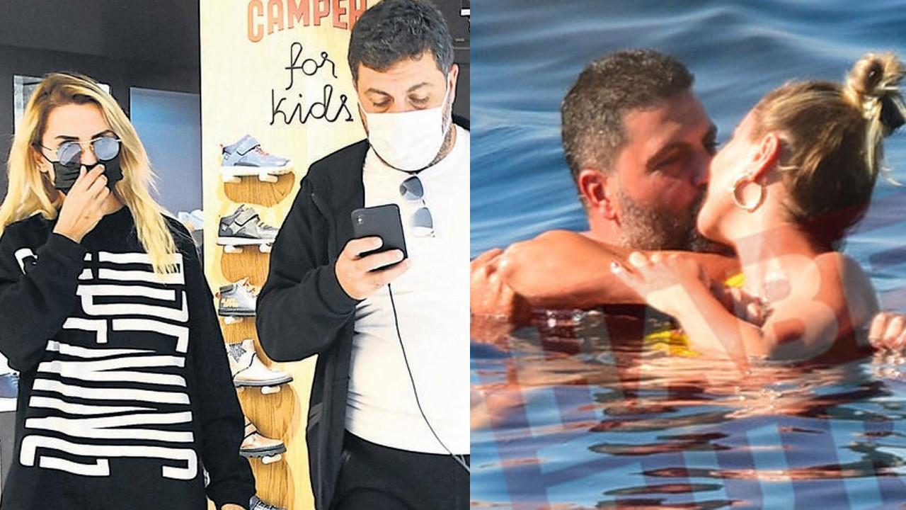 Ece Erken ve Şafak Mahmutyazıcıoğlu'nun AVM turu