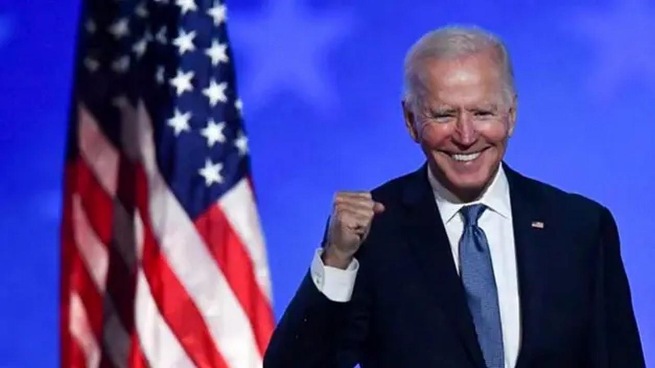 ABD'de yeni başkan Joe Biden!