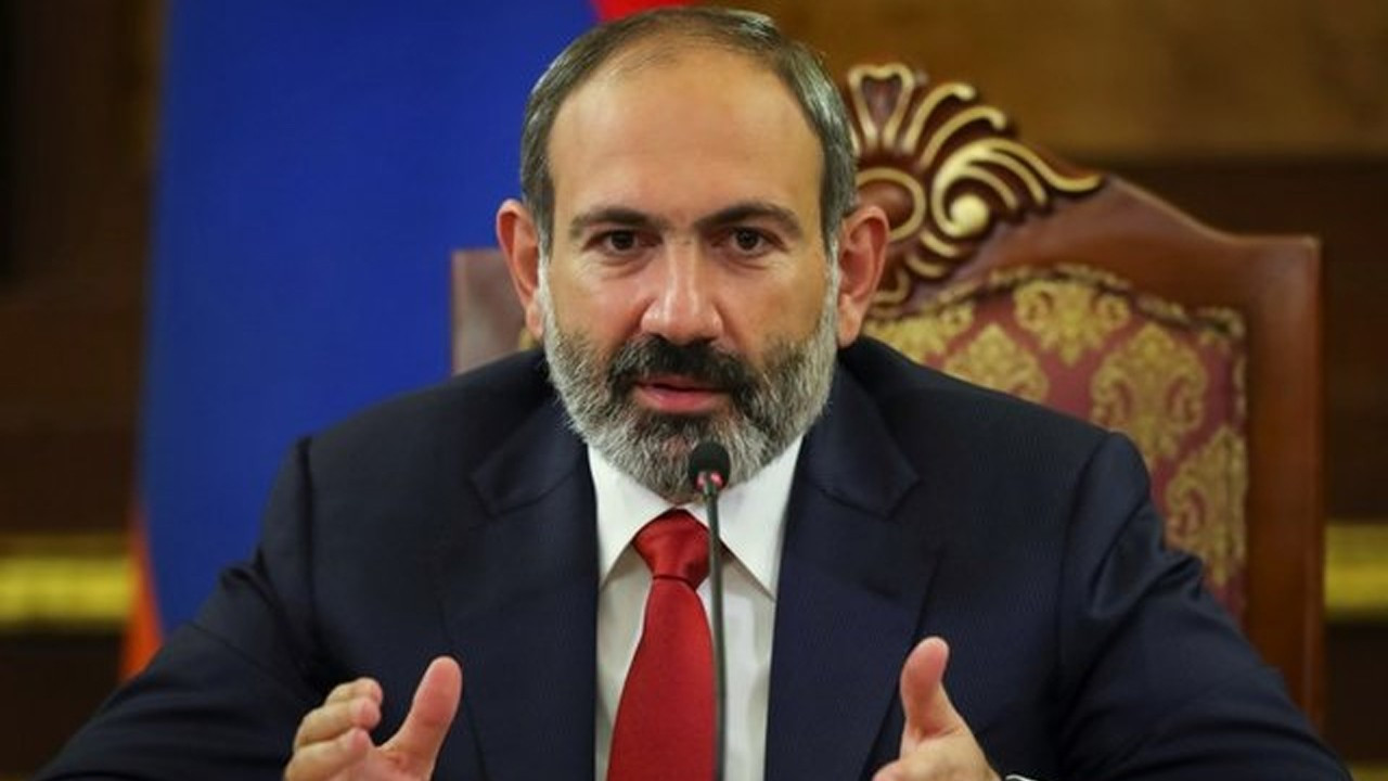Ermenistan teslim oldu! Paşinyan yenilgiyi itiraf etti!
