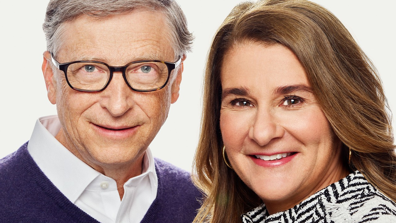 Şok!.. Gates çiftini ihanet mi ayırdı?