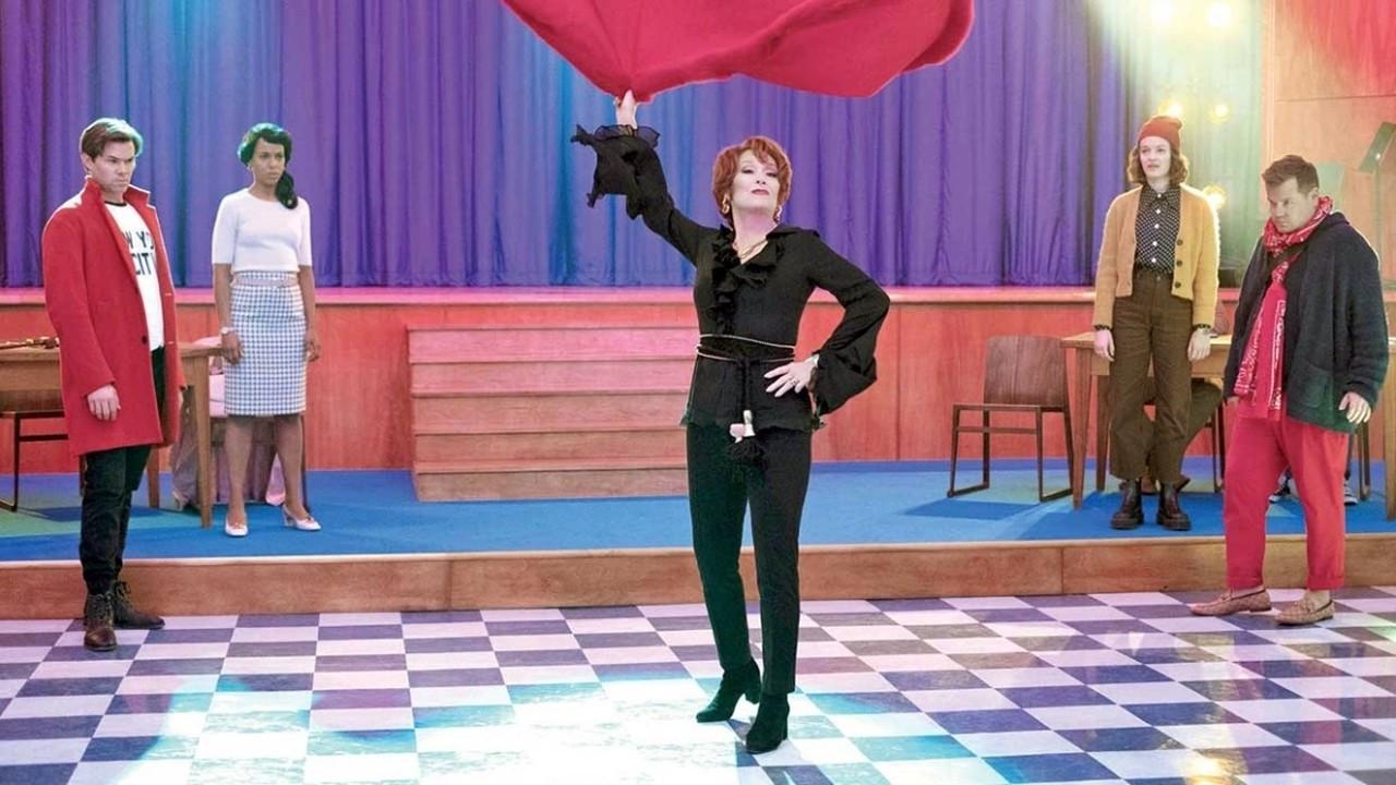 Meryl Streep'ten bu kez de rap sürprizi!