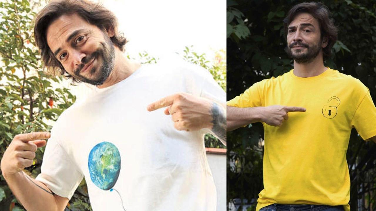 Ahmet Kural 'iyilik için' tasarladı
