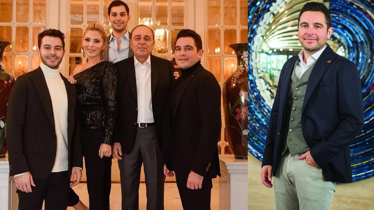 Takipçisi Hacı Sabancı'dan 100 bin dolar istedi!
