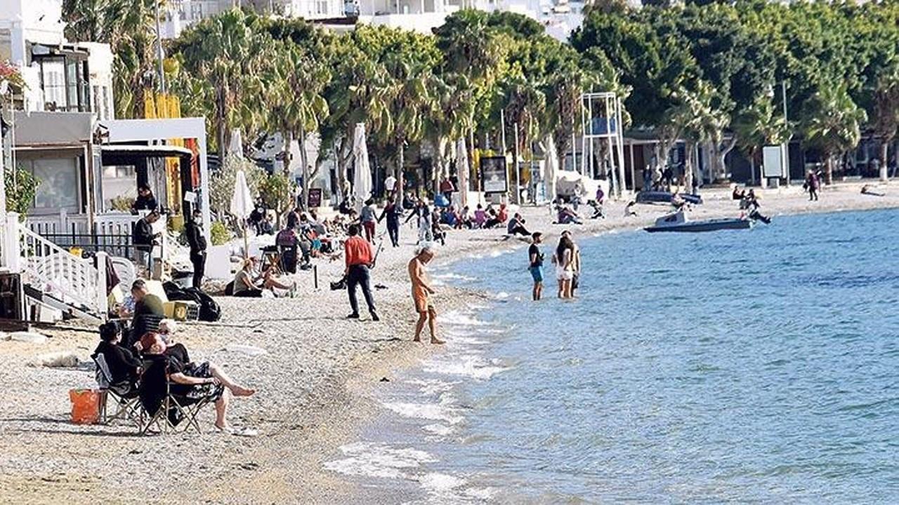 Vatandaşlar bu yıl yazlıklarından şehre dönmedi