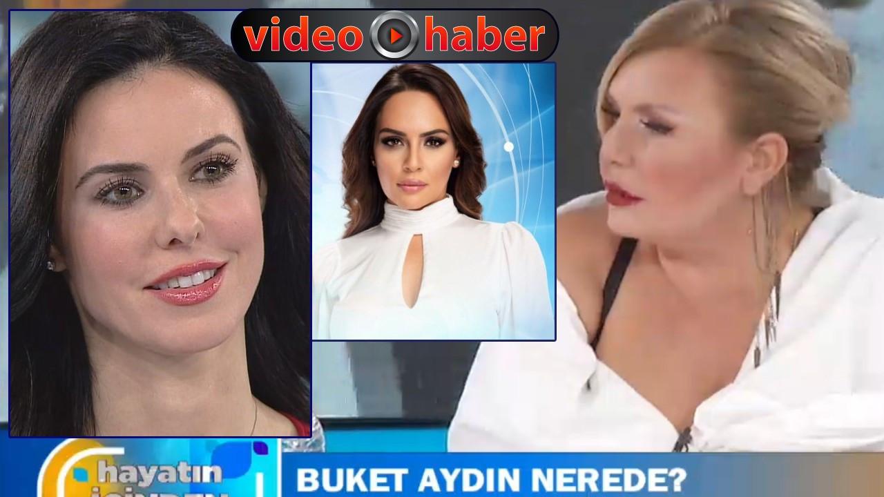 Seda Akgül canlı yayında Buket Aydın ve Defne Samyeli'ni bombaladı!
