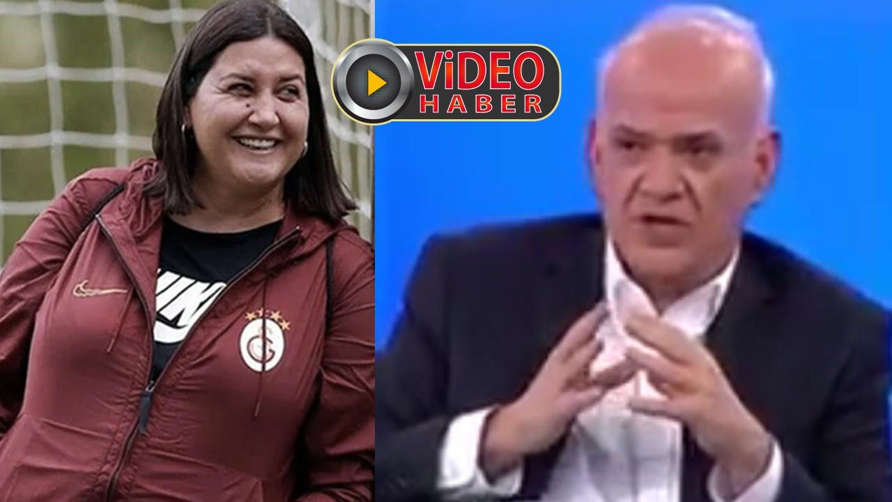 Ahmet Çakar'dan Hande Sümertaş'a şok tehdit!