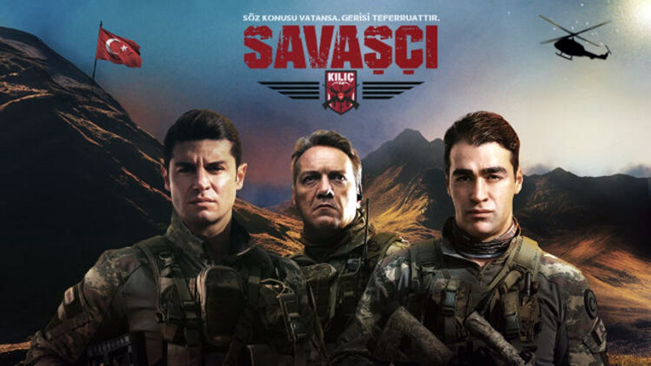 """""""Savaşçı"""" dizisinde Sarp Levendoğlu gelişmesi"""