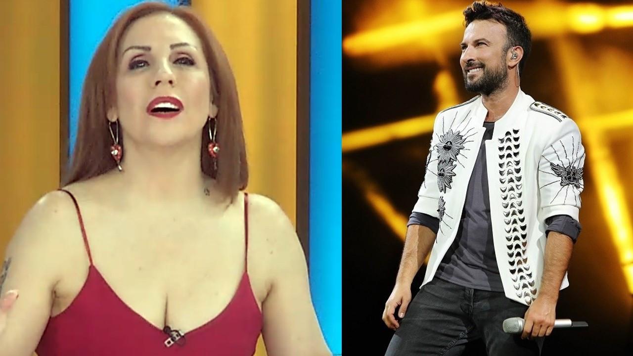 """Zeynep Dizdar: """"Tarkan'ın vokalistliğini yaptım"""""""