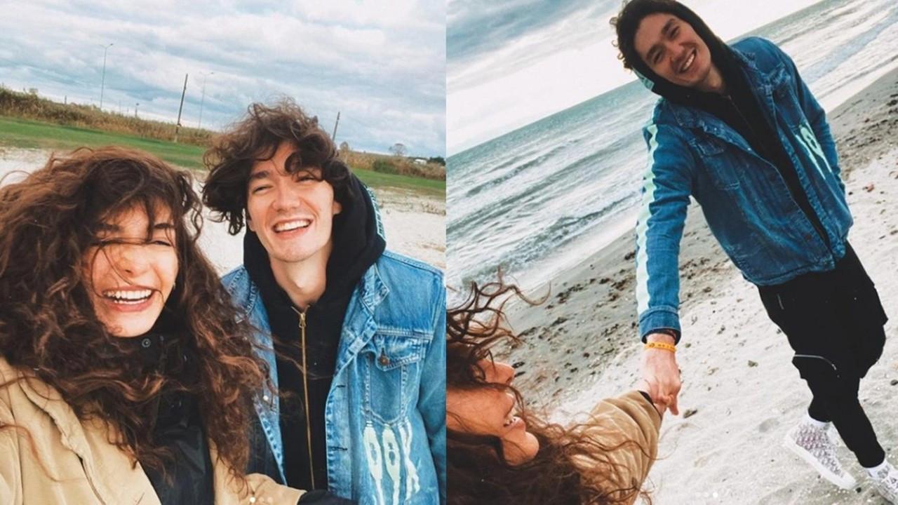 Ebru Şahin sosyal medyada aşka geldi