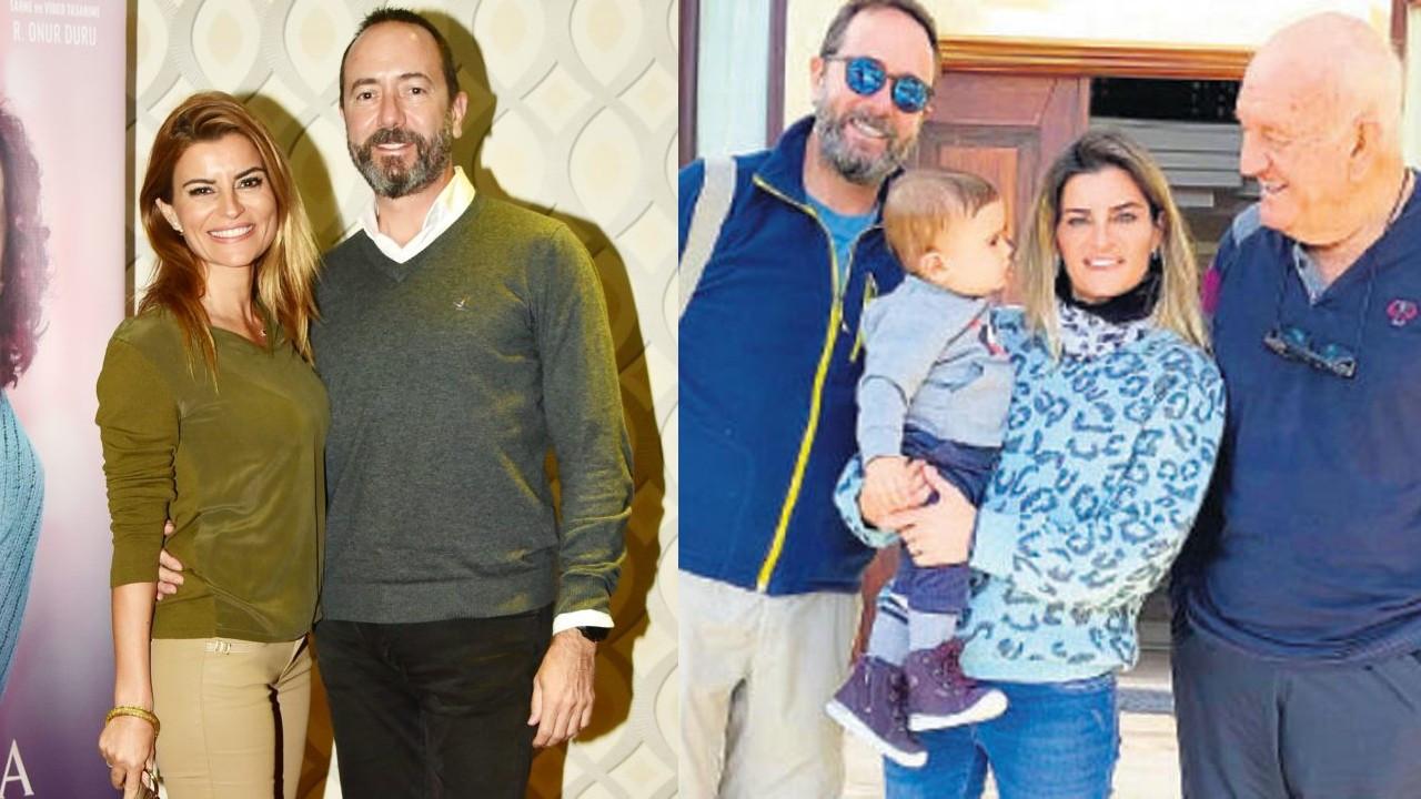 Ece Vahapoğlu'ndan efsane başkana ziyaret