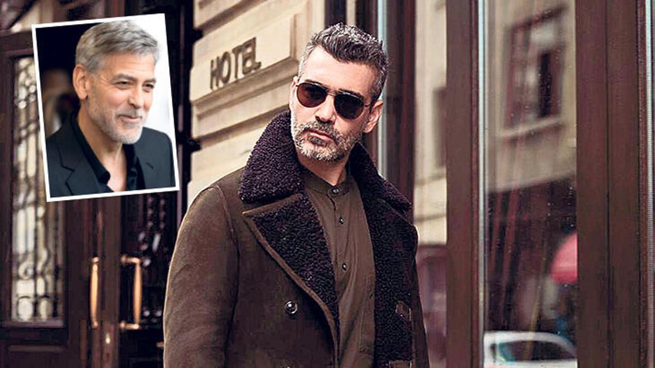 "Caner Cindoruk: ""George Clooney'e benzetilmek güzel"""