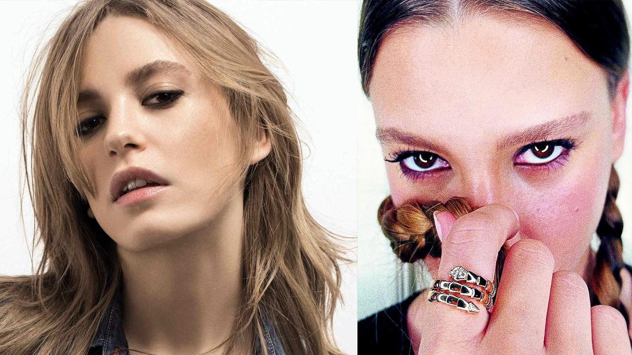 Sosyal medya Serenay Sarıkaya'nın pahalı yüzüğünü konuştu