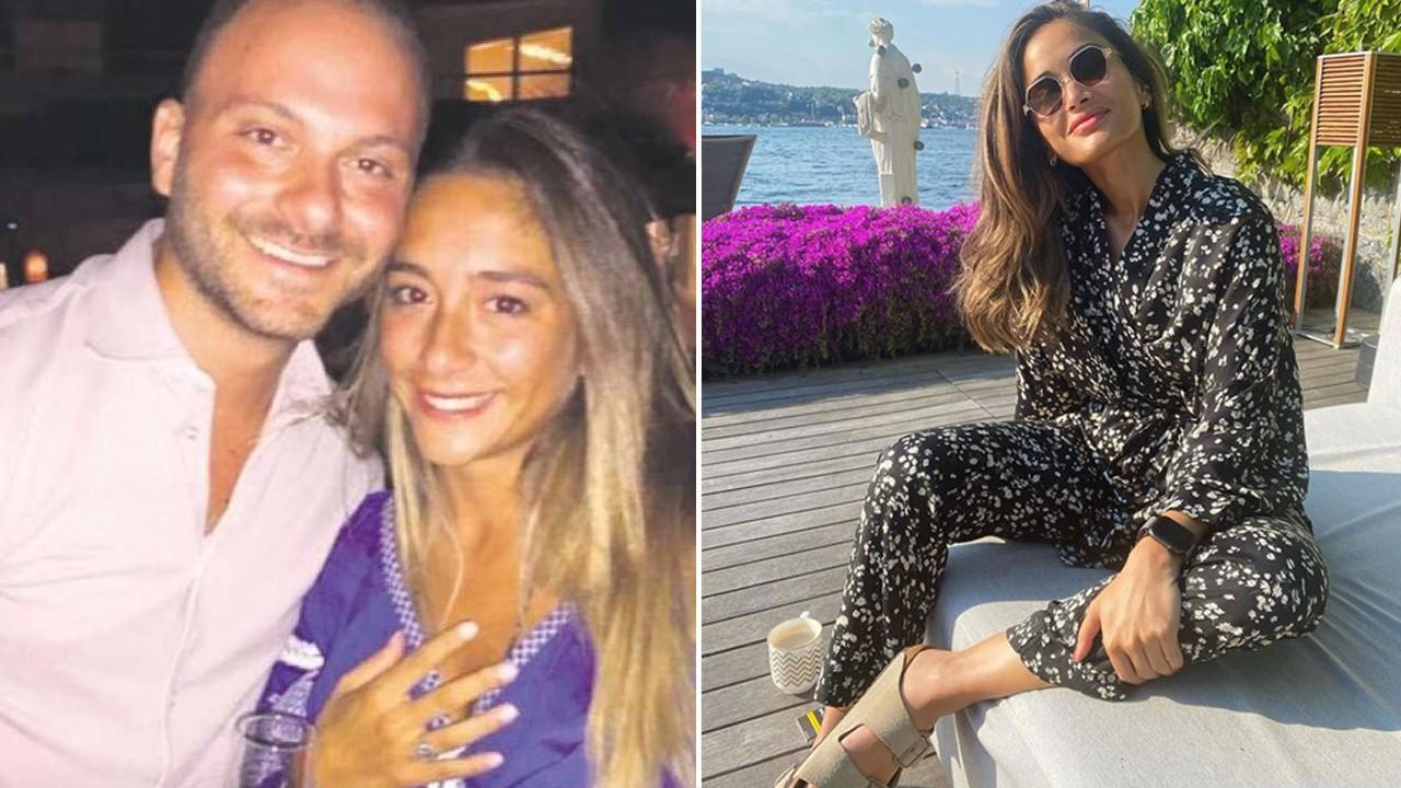 Merhum Mina Başaran'ın nişanlısının yeni aşkıyla ilk pozu