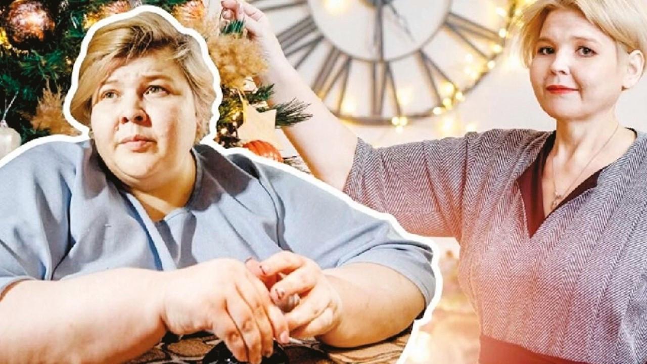 Rusya'nın en şişman kadını tam 150 kilo zayıfladı!