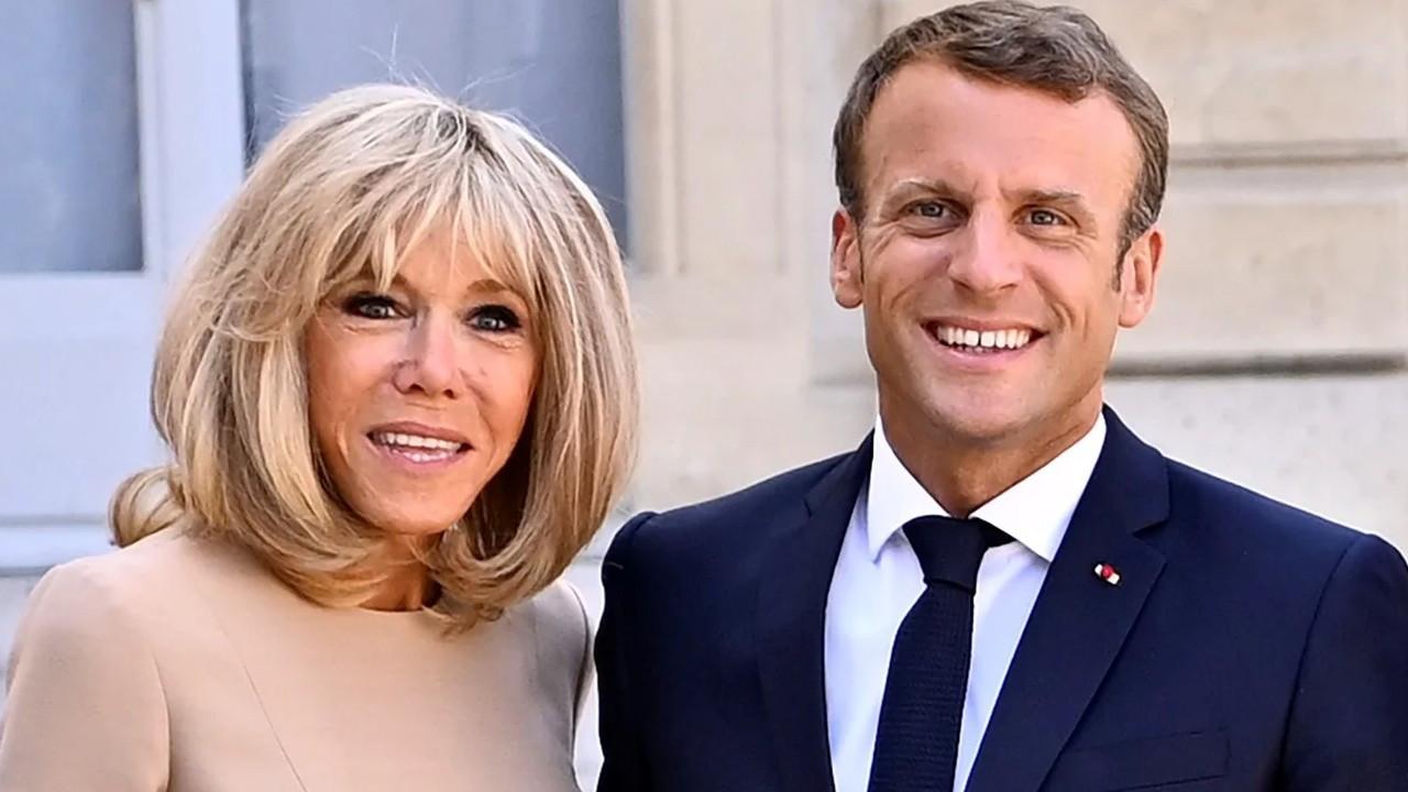 Macron çifti çiçeğe 5.4 milyon lira harcamış!