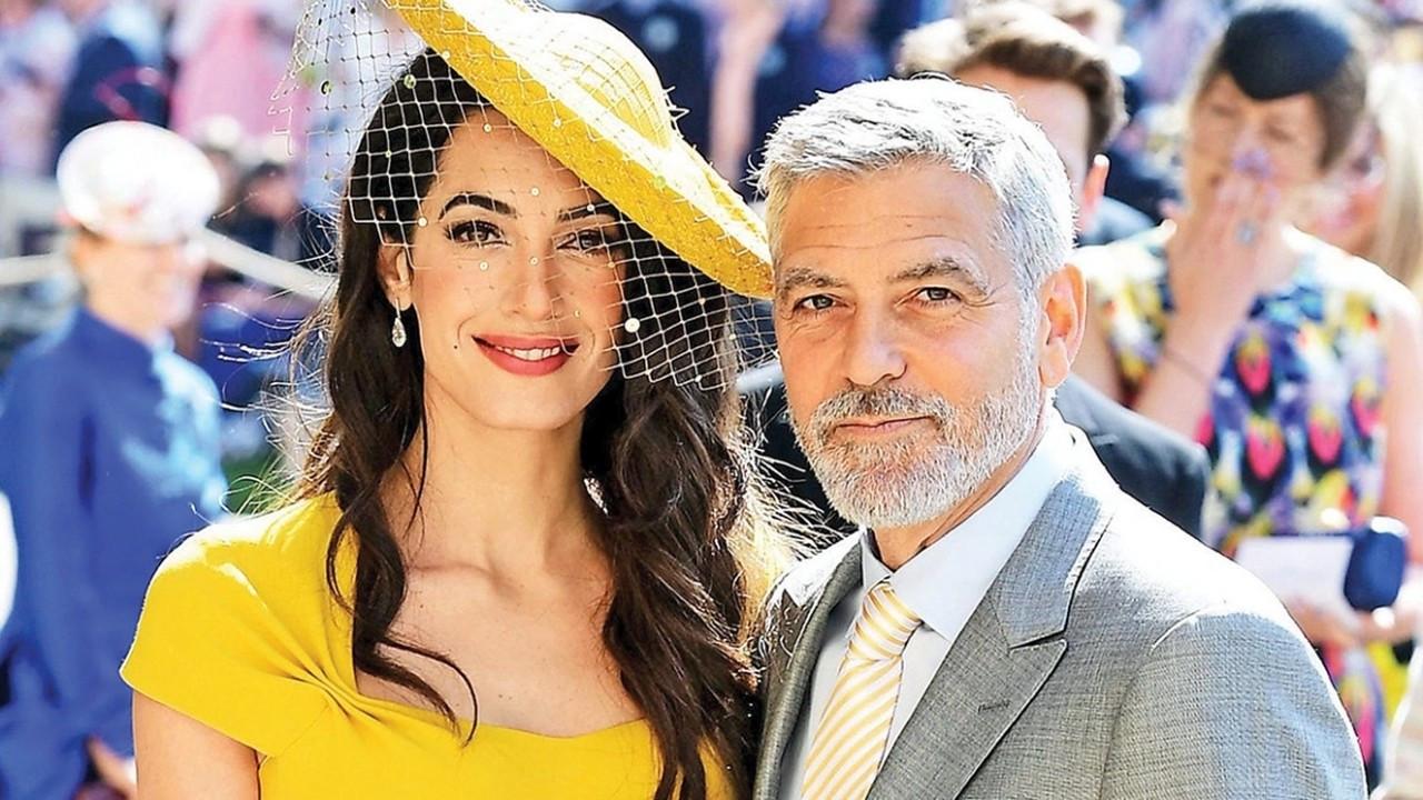George Clooney - Amal Alamuddin çifti boşanıyor!