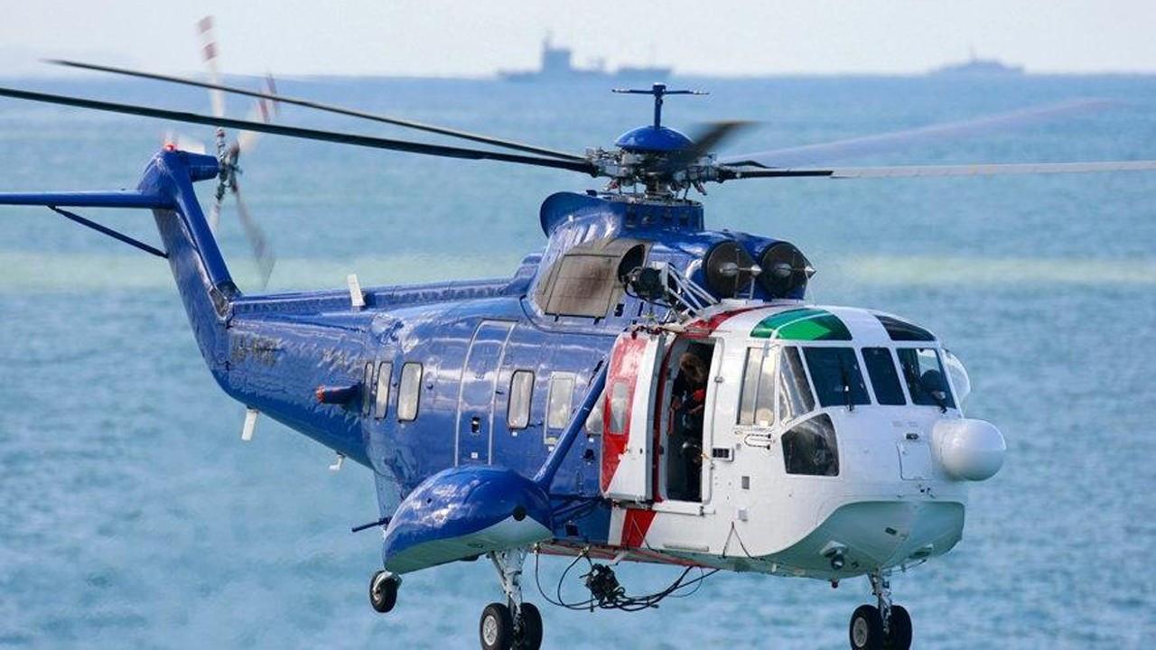 İstanbul Metrosu'na helikopter alınmış