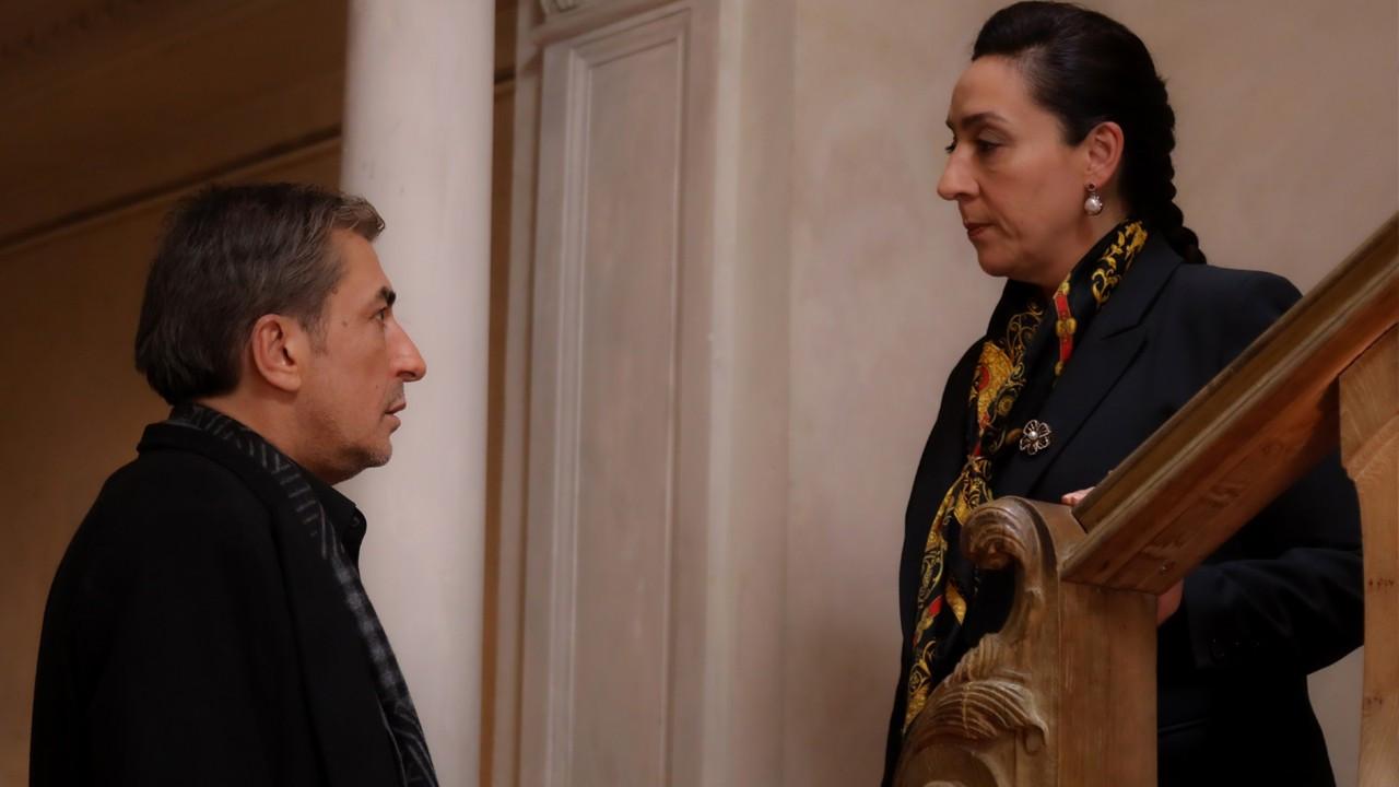 Erkan Petekkaya 'Kırmızı Oda'ya konuk oluyor