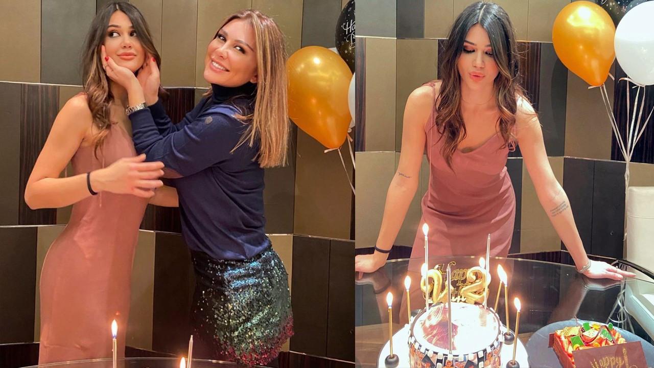Selen Görgüzel'in kızı 22 yaşına bastı
