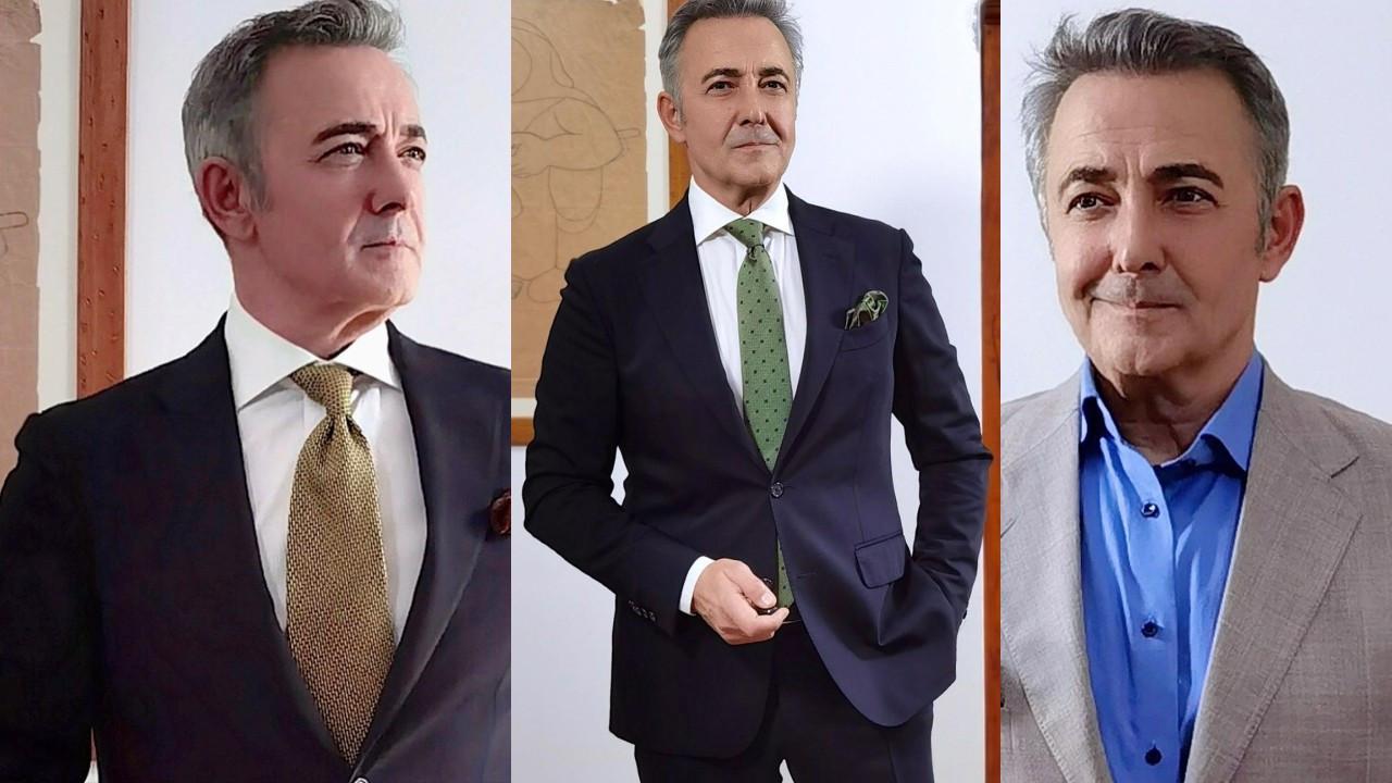 Mehmet Aslantuğ yeni rolünü anlattı