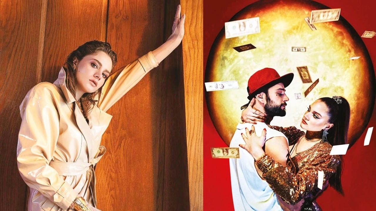 Miray Daner'i tiyatro heyecanı sardı