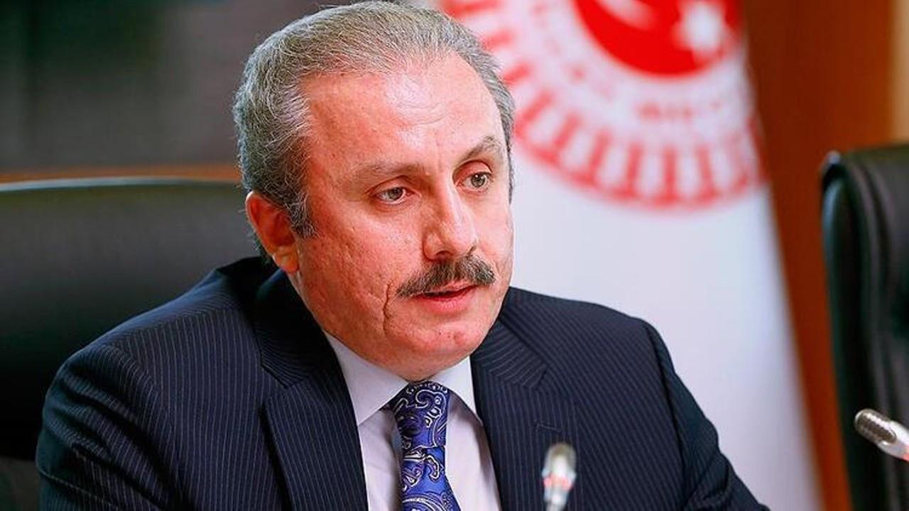 TBMM Başkanı Mustafa Şentop'tan Montrö açıklaması
