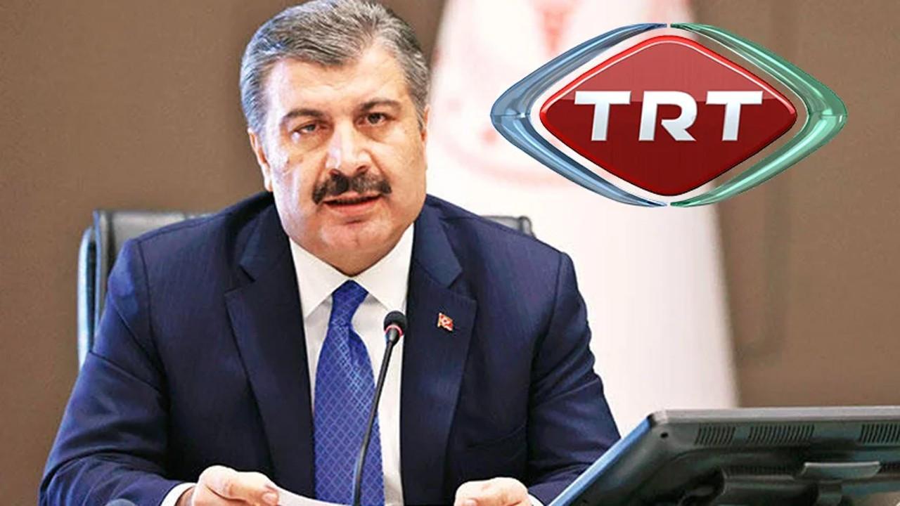 TRT payı SMA'lılara ödensin önerisine Bakan Koca'dan yanıt!