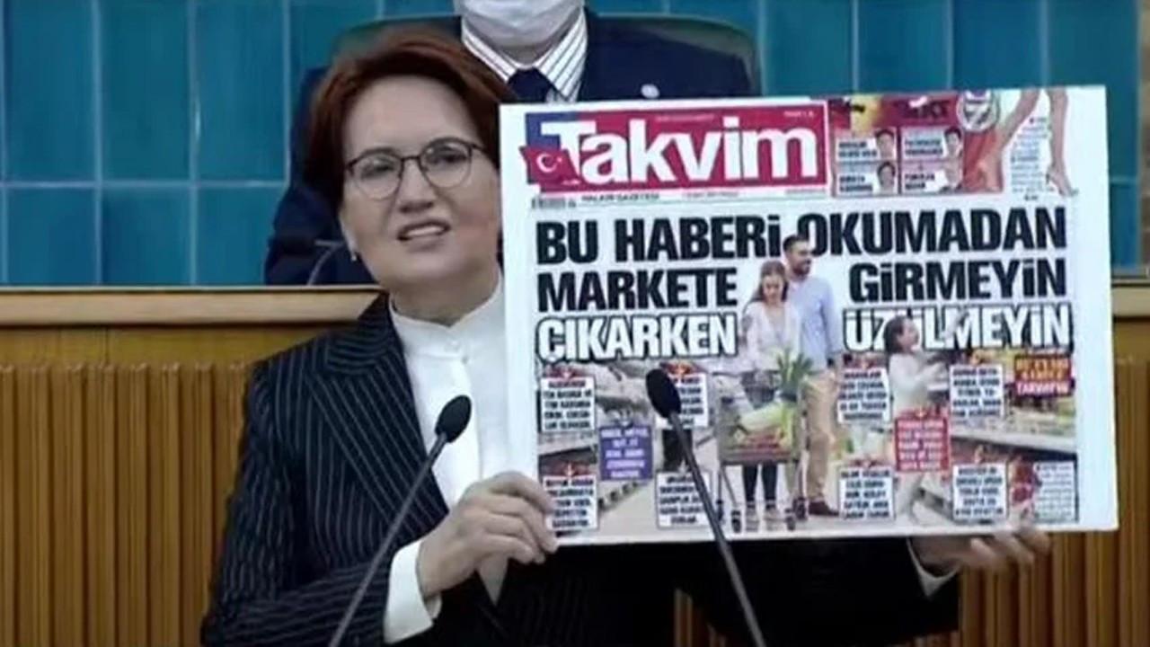 """Meral Akşener: """"Hiç mi utanmıyorsunuz?"""""""