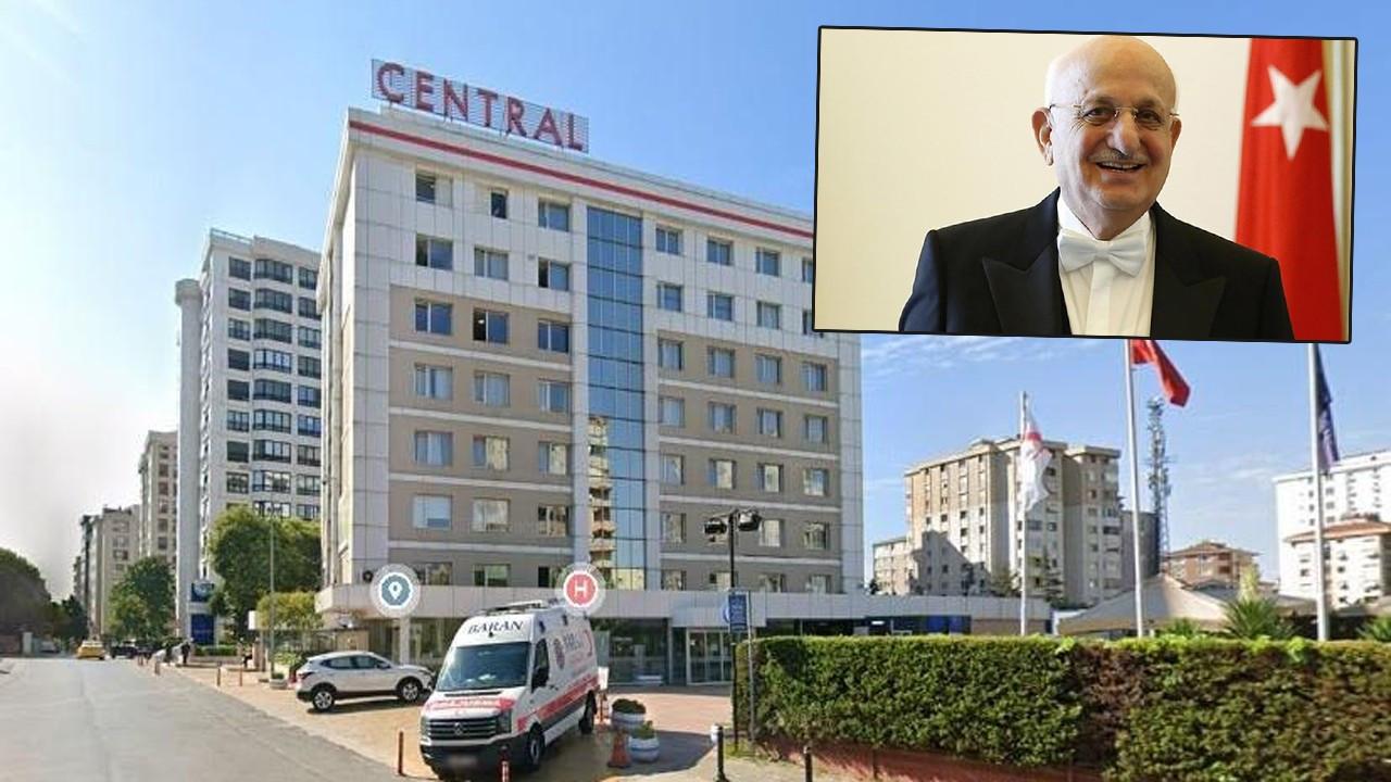 İsmail Kahraman'ın damadının hastanesi satılıyor