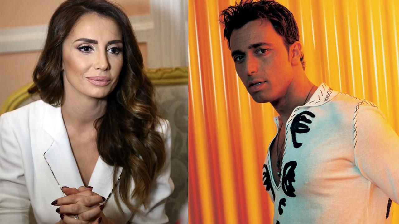 Emina Jahovic'ten geçen ay ateş püskürdüğü Mustafa Sandal'a övgüler