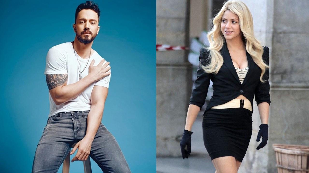 "Murat Boz: ""Shakira'ya vokal yaptım"""