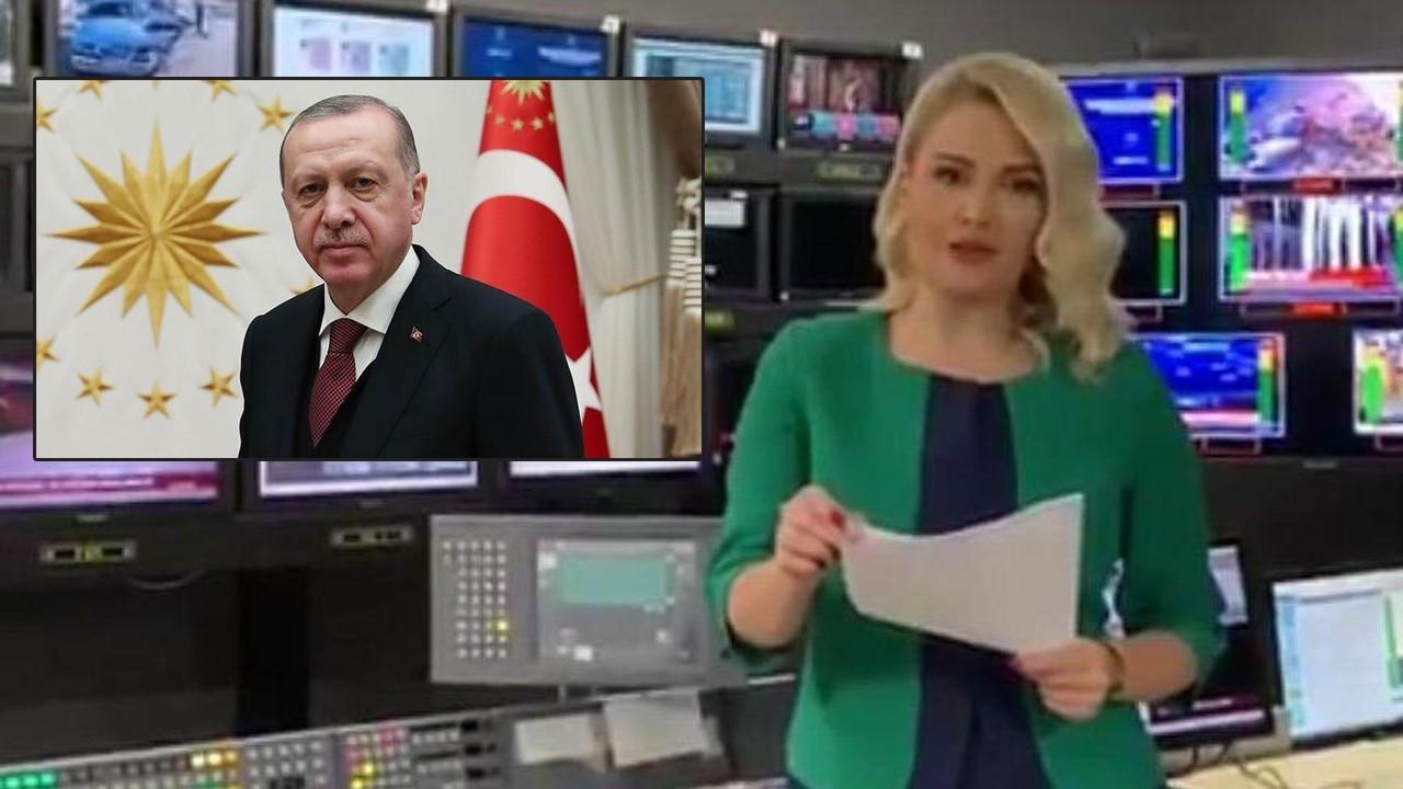 TRT spikeri, Erdoğan'ın rahatsızlığını açıkladı