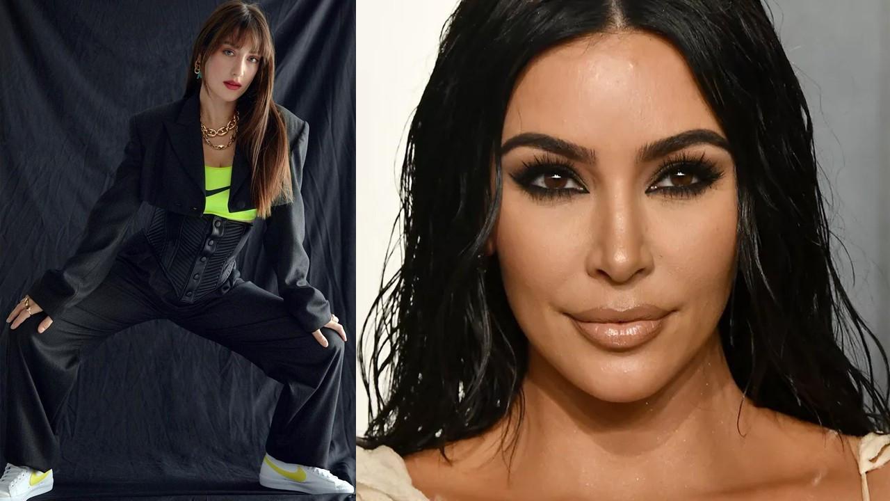 Hazal Kaya'dan olumsuz yorumlara Kim Kardashian formülü