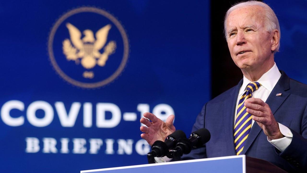 Joe Biden 'normale dönüş' için tarih verdi